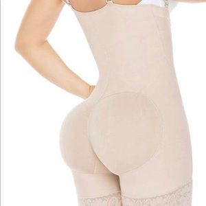 COLUMBIAN BODY SHAPER FAJA 2X NUDE POST OP BBL
